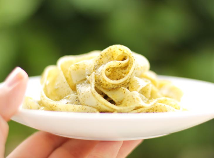 Moringe lime pesto